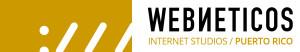 Webneticos Internet Studios LARGE logo