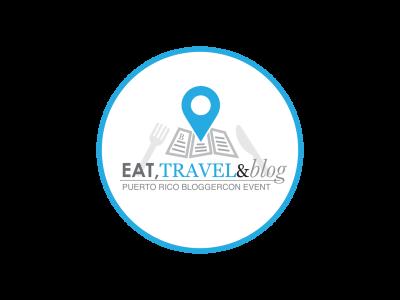 Eat, Travel & Blog 2017